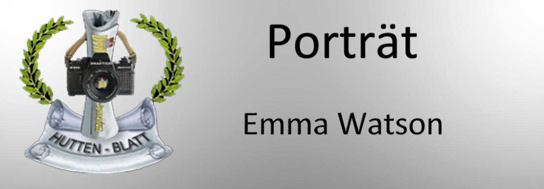 Emma Watson – Porträt
