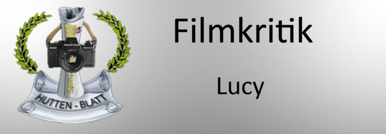 """Filmkritik zu  """"LUCY"""""""